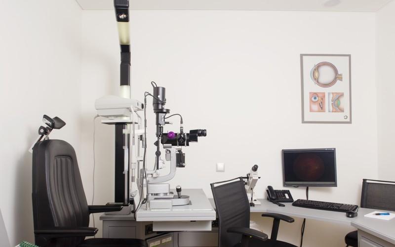 Consultas de Oftalmologia