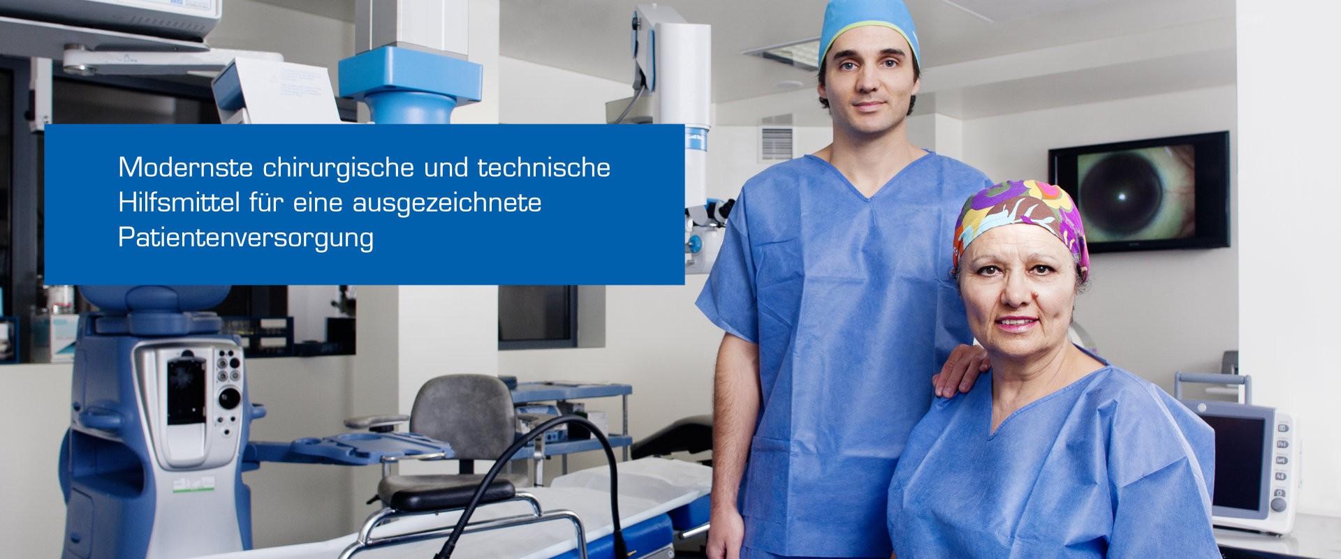 Modernste chirurgische